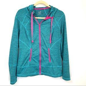 🆑5/$25 Lukka Hooded Full Zip Jacket SZ M